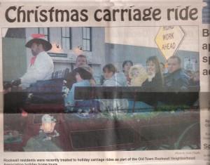 Christmas in Rockwall