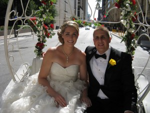 Mr.and Mrs. Jason Huff August 4, 2012