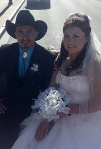 September 8, 2012 Wedding ride
