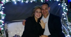 March 2013 She said yes