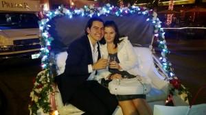 April 6, 2013 She said yes!