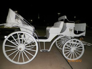 Carriage #5 right side