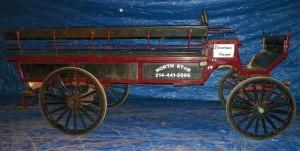 Bourbon Street Wagonette